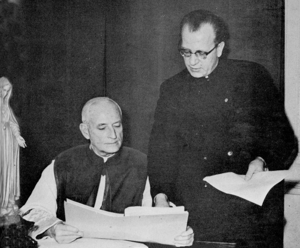 Msgr. Harold V. Colgan