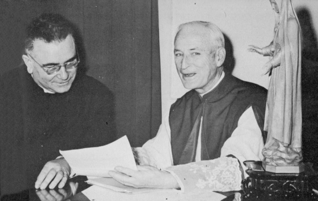 Msgr, Harold V Colgan