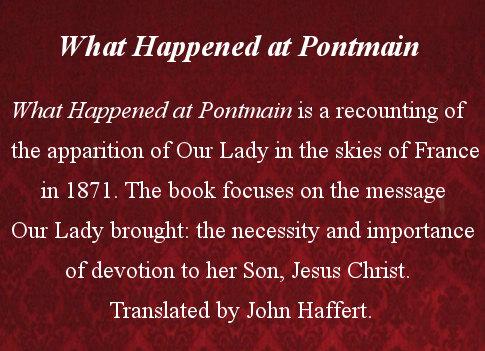 What Happened at Pontmain